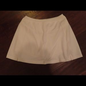 Tennis Skirt (with shorts underneath)